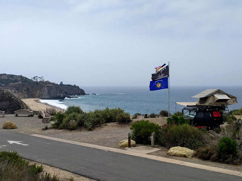 Crystal Cove State Beach Rv Camping