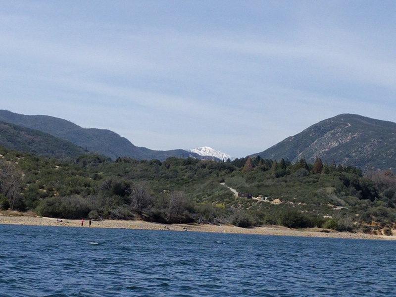 Lake Silverwood Campground For Class B RV