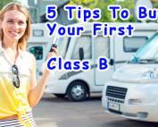 5 Tips To Buy Your FIRST Class B RV
