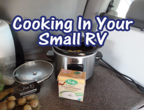 6 Quick Tips to Simplify Meal Prep in a Tiny RV Kitchen