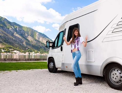 How To Feel Safe On The Road? – For Female Solo RVers