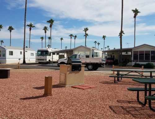 Mesa Spirit RV Resort – RV Site Review – The Good, Bad & Ugly