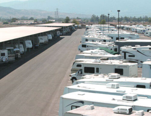 Things To Do Before Storing your RV