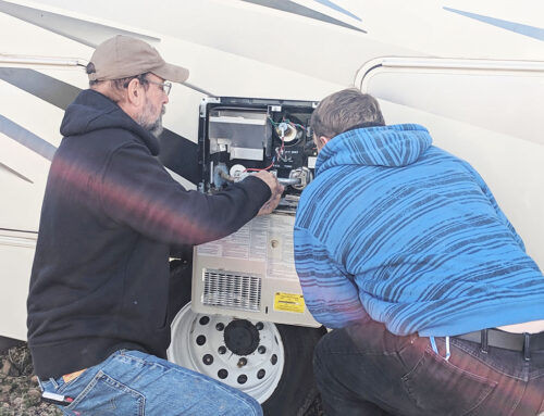 RV Problems and How to Solve Them?