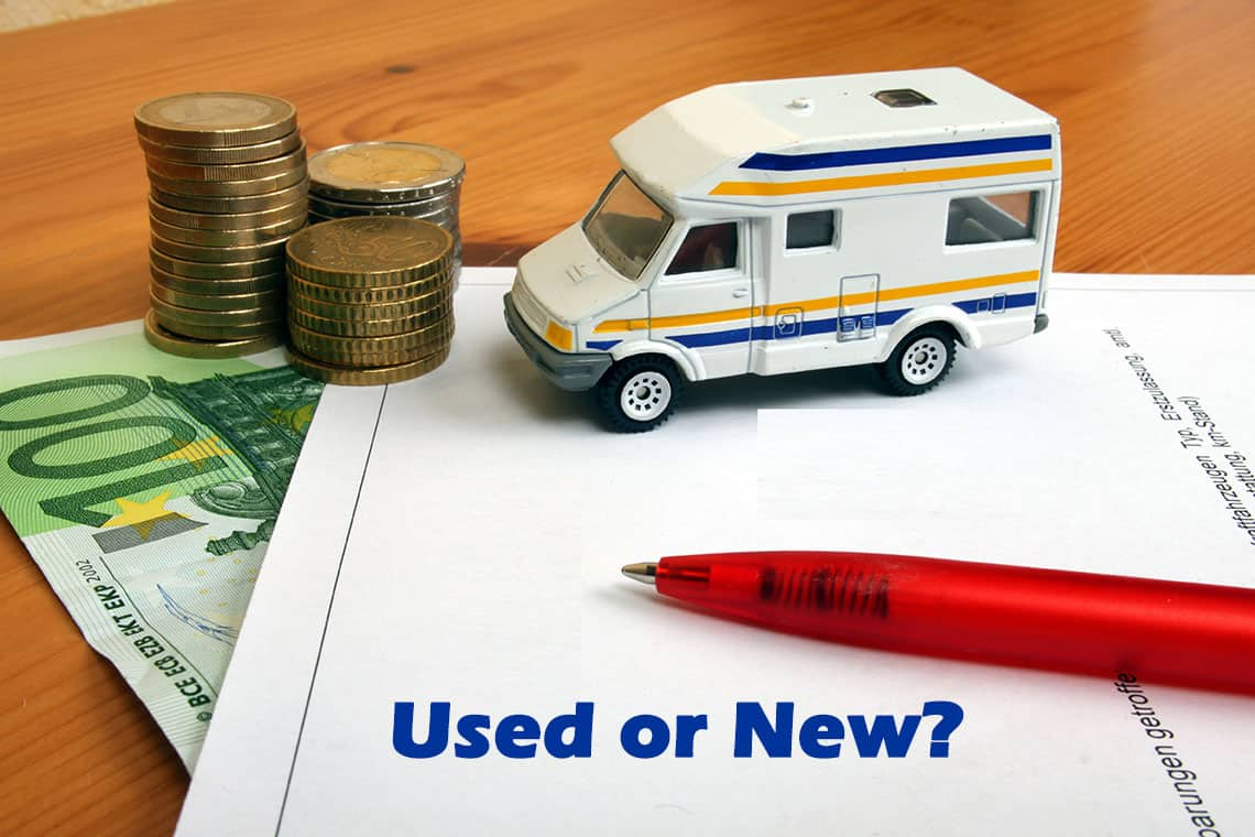 used or new rv