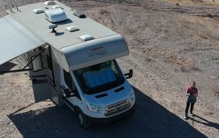 How To Live In An RV Full Time?
