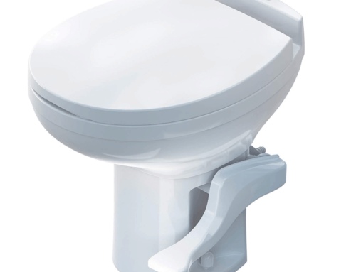 How To Replace An RV Toilet?