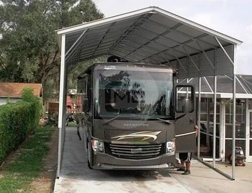 Do You Need A Metal Carport For Your RV?