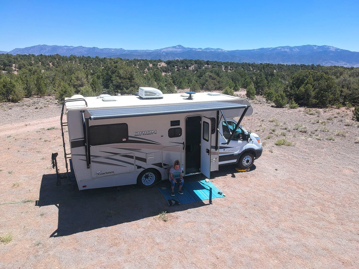 Solo RVing