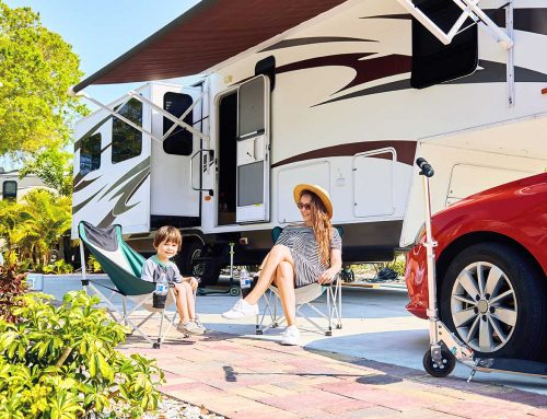 How To Live The RV Lifestyle With Kids?