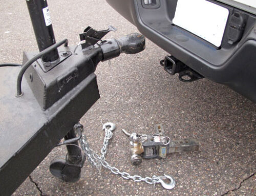 Towing Basics; Calculating Towing Capacity – Can I Tow With My Truck?