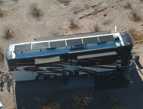 RV Solar Panels: Portable or Rooftop?