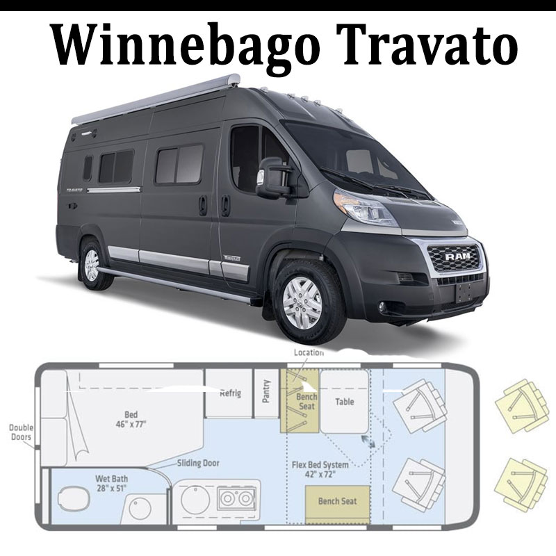 Winnebago Travato